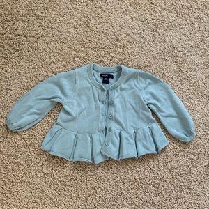 BabyGAP cardigan